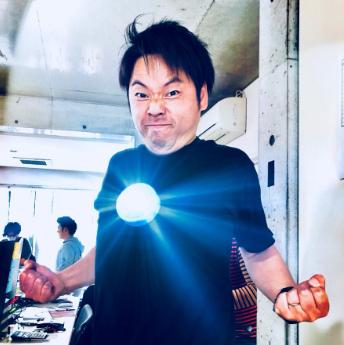 撮影(動画・ドローン)担当 竹林 雅司